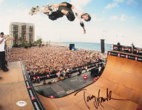 Tony Hawk Signed 11x14 Photo (PSA COA) at PristineAuction.com