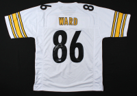 Hines Ward Signed Jersey (PSA COA) at PristineAuction.com