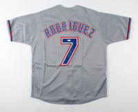 Ivan Rodriguez Signed Jersey (JSA COA) at PristineAuction.com
