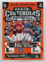 2019 Panini Contenders Football Blaster Box with (5) Packs at PristineAuction.com