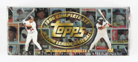 1996 Topps Complete Series 1 & 2 Set of (440) Baseball Cards at PristineAuction.com