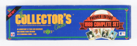 1989 Upper Deck Complete Set of (800) Baseball Cards at PristineAuction.com