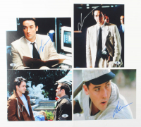 Lot of (4) John Cusack Signed 8x10 Photos (Beckett COA) at PristineAuction.com