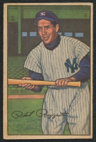 Phil Rizzuto 1952 Bowman #52 at PristineAuction.com