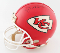 Joe Montana Signed Chiefs Full-Size Authentic On-Field Helmet (UDA Hologram) at PristineAuction.com