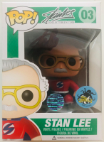 Stan Lee Signed Comikaze Exclusive #03 Funko Pop! Vinyl Figure (Lee COA) at PristineAuction.com