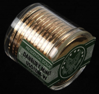 Ballistic Roll of (12) Never Circulated Andrew Jackson Presidential Dollars at PristineAuction.com