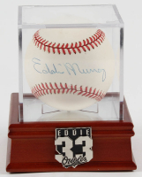 Eddie Murray Signed OAL Baseball with Display Case (PSA COA) at PristineAuction.com