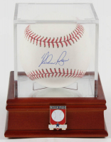 Nolan Ryan Signed OML Baseball with Display Case (PSA COA) at PristineAuction.com