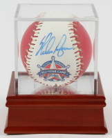 Nolan Ryan Signed 1995 All-Star Game Baseball with Display Case (PSA COA) at PristineAuction.com