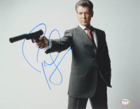 "Pierce Brosnan Signed ""James Bond"" 11x14 Photo (PSA COA) at PristineAuction.com"
