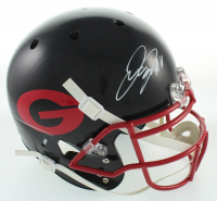 Jake Fromm Signed Full-Size Helmet (Beckett COA) at PristineAuction.com