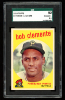 Roberto Clemente 1959 Topps #478 (SGC 8.5) at PristineAuction.com