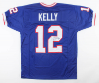 Jim Kelly Signed Jersey (JSA COA) at PristineAuction.com
