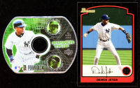 Lot of (2) Derek Jeter Cards with 2003 Bowman #2 & 2000 Upper Deck PowerDeck Power Trio #PT1 at PristineAuction.com