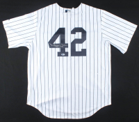 "Mariano Rivera Signed Yankees Jersey Inscribed ""HOF 2019"" (Beckett COA) at PristineAuction.com"