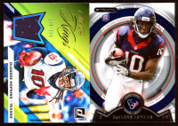 Lot of (2) DeAndre Hopkins Cards with 2013 Topps Strata Retail #94 RC & 2019 Donruss All Pro Kings #5 at PristineAuction.com