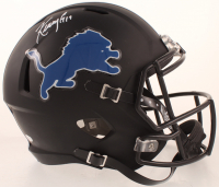 Kenny Golladay Signed Lions Matte Black Full-Size Speed Helmet (Beckett COA) at PristineAuction.com