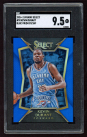Kevin Durant 2014-15 Select Concourse Prizms Blue #70 (SGC 9.5) at PristineAuction.com