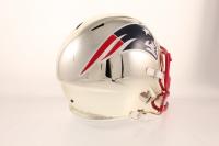 Tom Brady Signed Patriots Full-Size Chrome Speed Helmet (Tristar Hologram & Steiner Hologram) at PristineAuction.com