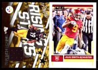 Lot of (2) JuJu Smith-Schuster Cards with 2017 Score #331 RC #1 & 2018 Prestige Rising Stars Jerseys #8 at PristineAuction.com