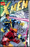 "1991 ""X-Men"" Issue #1C Marvel Comic Book at PristineAuction.com"