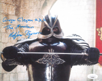 "Hafthor Bjornsson Signed ""Game of Thrones"" 8x10 Photo Inscribed ""Gregor Clegane a.k.a. The Mountain"" (JSA COA) at PristineAuction.com"