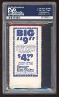 Authentic 1983 Broncos Mile High Stadium Ticket (PSA 1.5) at PristineAuction.com