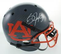 Bo Jackson Signed Auburn Tigers Full-Size Hydro-Dipped Helmet (Beckett COA) at PristineAuction.com