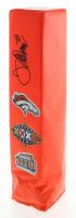 Terrell Davis Signed Broncos Super Bowl Logo Full-Size Pylon (JSA COA) at PristineAuction.com