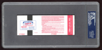 "Justin Verlander Signed 2007 Ticket Inscribed ""No Hitter"" (PSA Encapsulated) at PristineAuction.com"