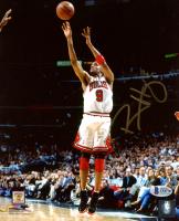 Ron Harper Signed Bulls 8x10 Photo (Beckett COA) at PristineAuction.com