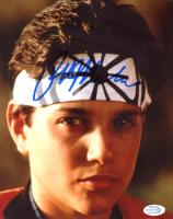 "Ralph Macchio Signed ""The Karate Kid"" 8x10 Photo (AutographCOA Hologram) at PristineAuction.com"