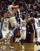 JJ Redick Signed Duke Blue Devils 8x10 Photo (Beckett COA) at PristineAuction.com
