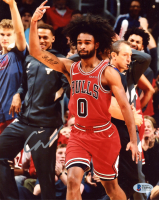 Coby White Signed Bulls 8x10 Photo (Beckett COA) at PristineAuction.com