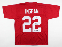 "Mark Ingram Jr. Signed Jersey Inscribed ""Heisman 09"" (Beckett COA) at PristineAuction.com"