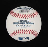 Alex Rodriguez Signed OML Baseball (MLB Hologram) at PristineAuction.com