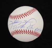 "Sammy Sosa Signed OML Baseball Inscribed ""I Love Chicago"" (Beckett COA) at PristineAuction.com"