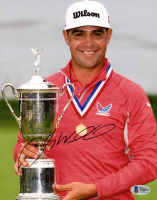 Gary Woodland Signed 8x10 Photo (Beckett COA) at PristineAuction.com