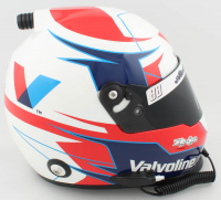 Alex Bowman Signed NASCAR Valvoline Full-Size Helmet (Hendrick COA & PA COA) at PristineAuction.com