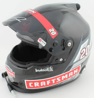 Erik Jones Signed NASCAR Craftsman Full-Size Helmet (PA COA) at PristineAuction.com