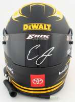 Erik Jones Signed NASCAR DeWalt Full-Size Helmet (PA COA) at PristineAuction.com