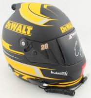 Erik Jones Signed NASCAR DeWalt Full-Size Helmet (PA COA) at PristineAuction.com