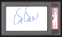 Dr. Dre Signed 3x5 Cut (PSA Encapsulated) at PristineAuction.com