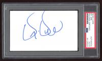 Dr. Dre Signed 3x5 Cut (PSA Encapsulated) at PristineAuction.com