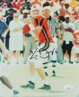 Ken Dorsey Signed Miami Hurricanes 8x10 Photo (JSA COA) at PristineAuction.com