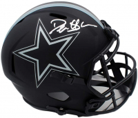 Deion Sanders Signed Cowboys Full-Size Eclipse Alternate Speed Helmet (Beckett COA) at PristineAuction.com