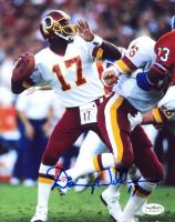Doug Williams Signed Washington Football Team 8x10 Photo (JSA SOA) at PristineAuction.com