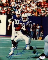 Eric Dickerson Signed Colts 8x10 Photo (PSA COA) at PristineAuction.com