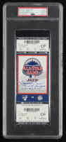 "Mariano Rivera Signed 2013 Ticket Inscribed ""Final All-Star Game"" & ""2013 ASG MVP"" (PSA Encapsulated) at PristineAuction.com"
